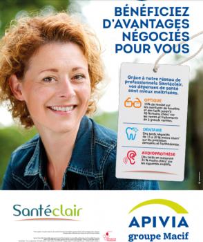206901ba07b25d Réseau Santéclair - Apivia Mutuelle